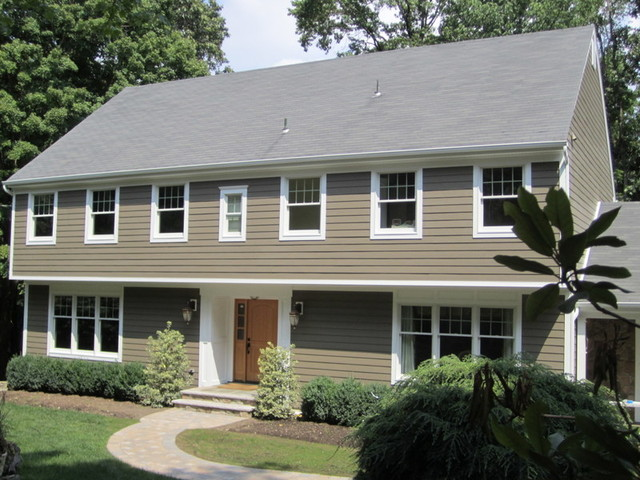 Garrison Colonial Custom Exterior