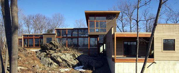 NY contemporary-exterior