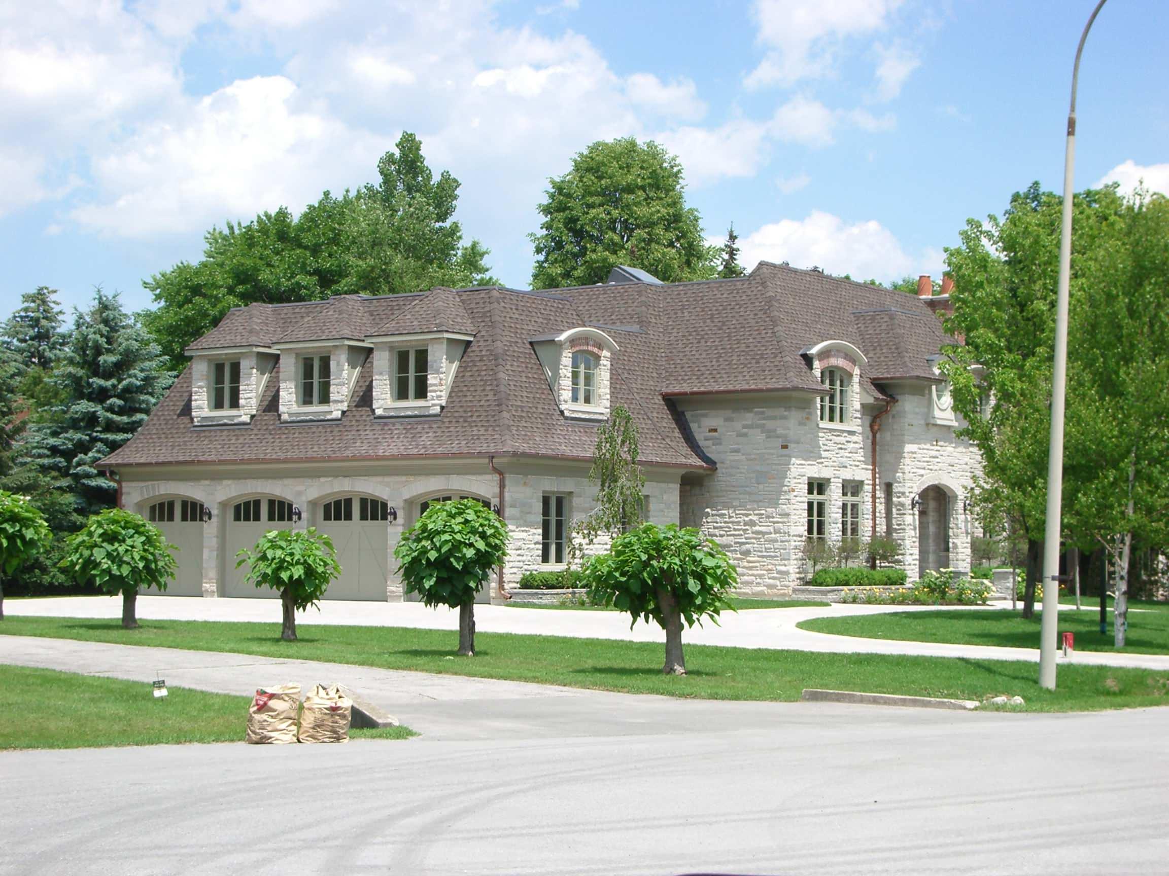 Uptown Mansion