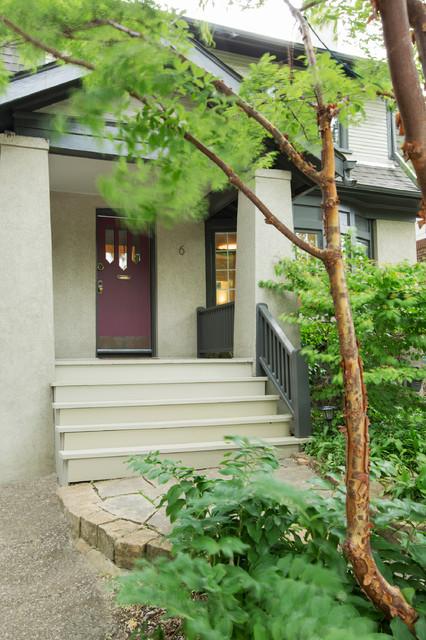 Urban Cooks' Home contemporary-exterior