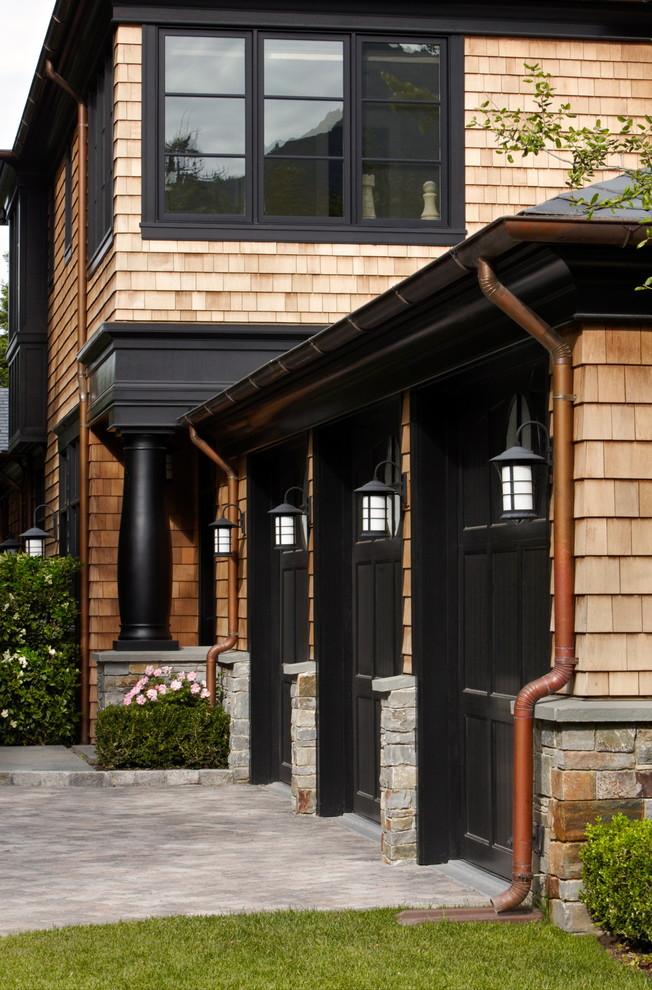 Victorian exterior home idea in San Francisco