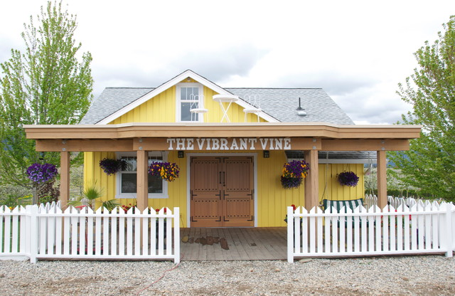 Vibrant Vines Winery traditional-exterior