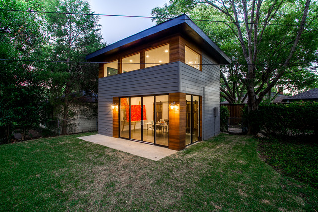 Vada Dr Art Studio Contemporary Exterior Dallas
