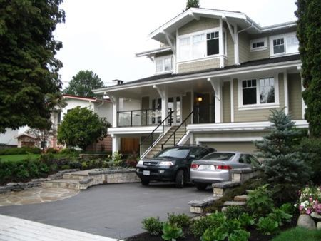 Vancouver architecture and design | Exterior architecture and design traditional-exterior
