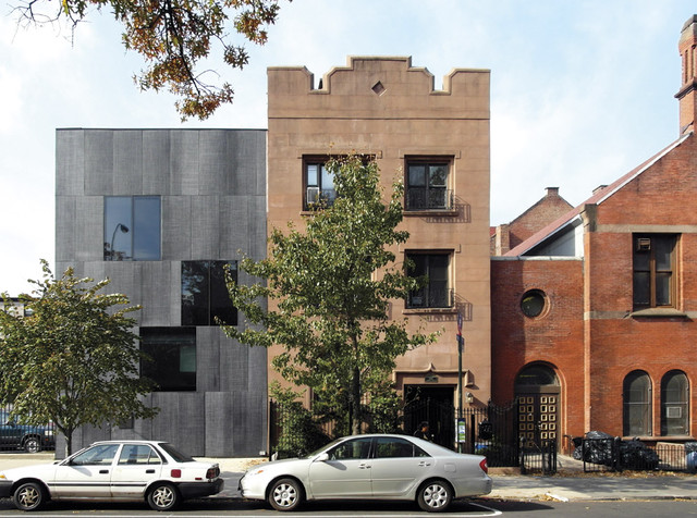 Vanderbilt Studio in Brooklyn by Adjaye Associates contemporary exterior