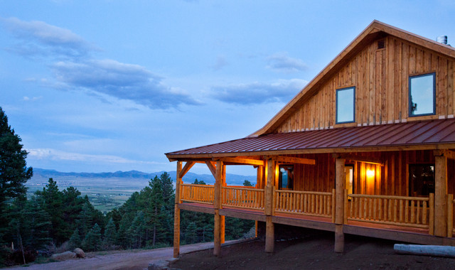 Various Barn Home Exteriors traditional-exterior