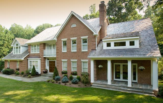 Vendome Home Renovation traditional-exterior