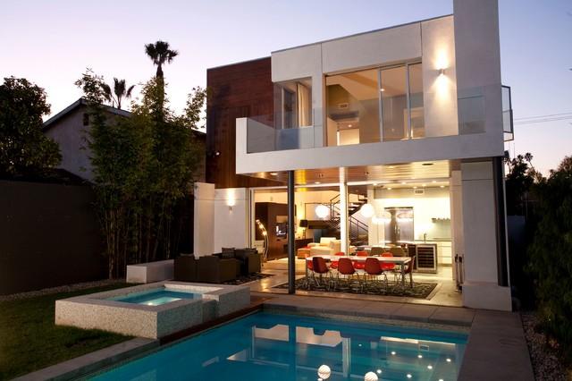 Sweeney Residence modern-exterior