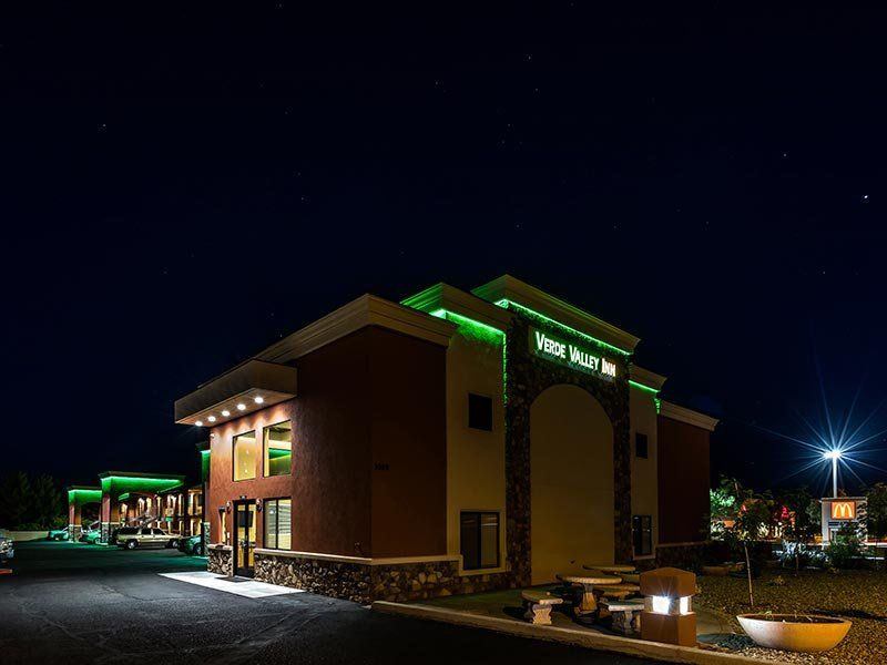 Verde Valley Inn: hotel addition and renovation