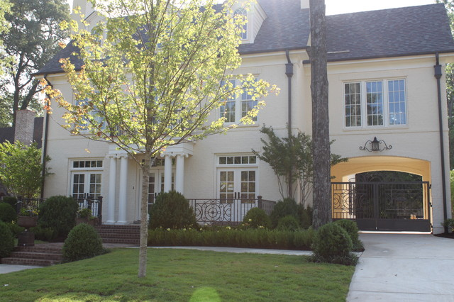 Elegant exterior home photo in Other
