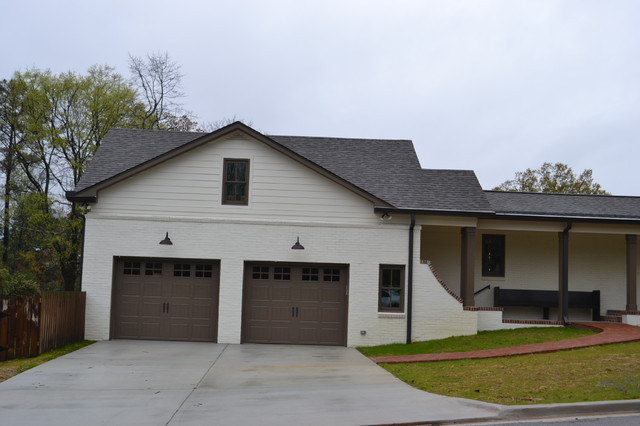 Vestavia Renovation and Addition Project traditional-exterior