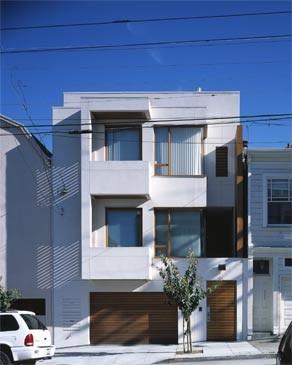 Veverka Architects contemporary-exterior