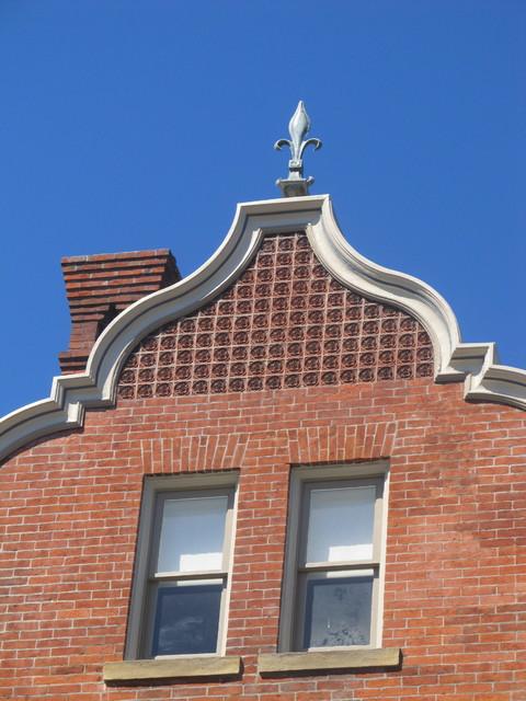 Victorian Design Build traditional-exterior