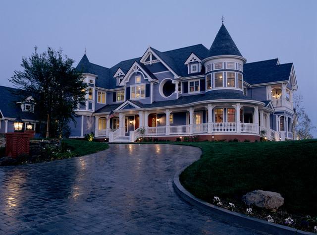 Victorian Estate victorian-exterior