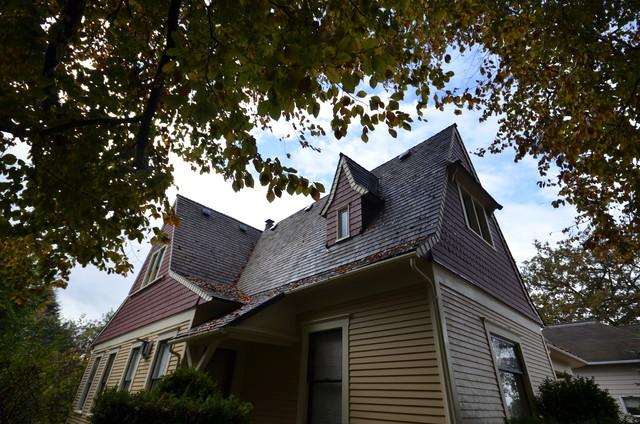 Victorian Home Restoration Traditional Exterior