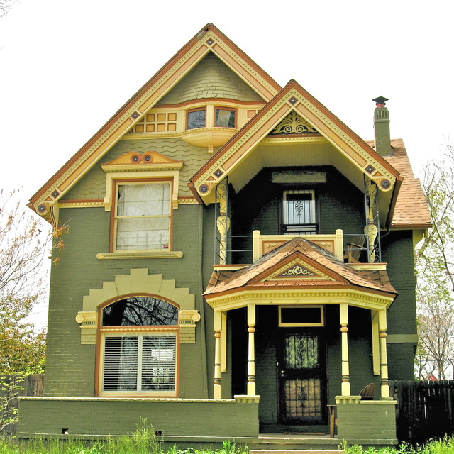 Victorian Homes Traditional Exterior Other Metro By The Color People