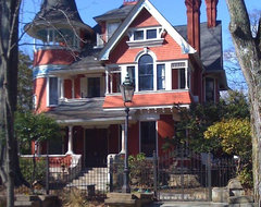 Victorian Houses in Inman Park Atlanta traditional exterior