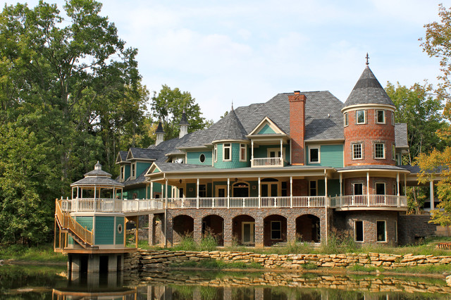 Victorian Masterpiece In Shelby County Kentucky