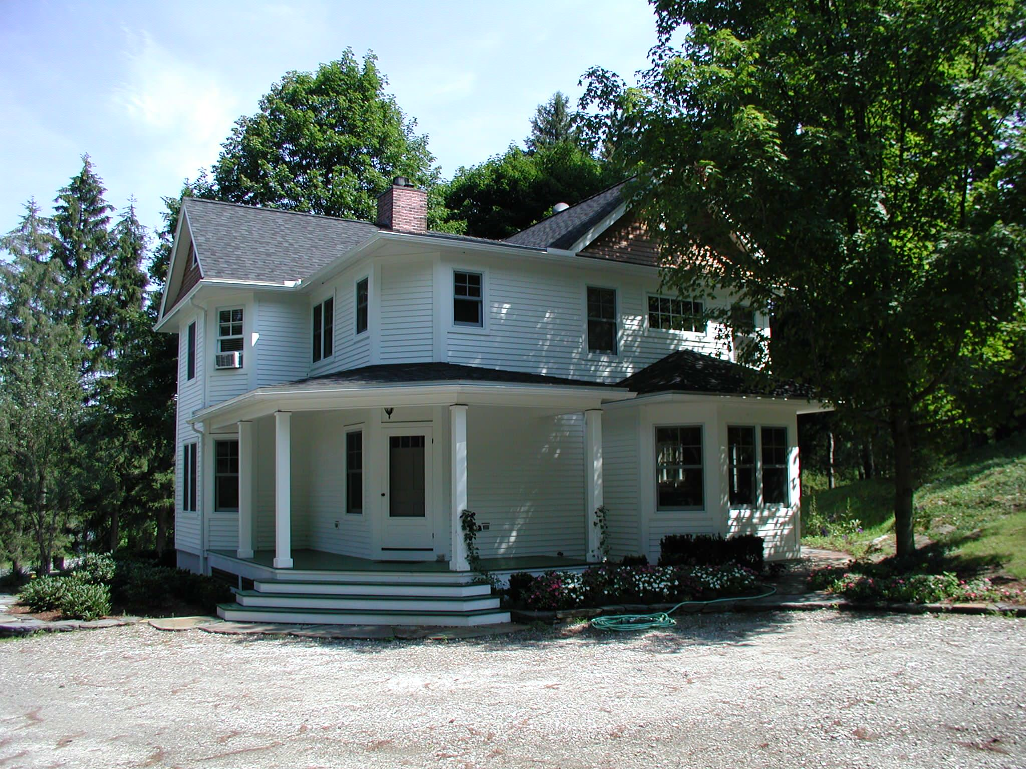 Victorian, Small New England Remodel
