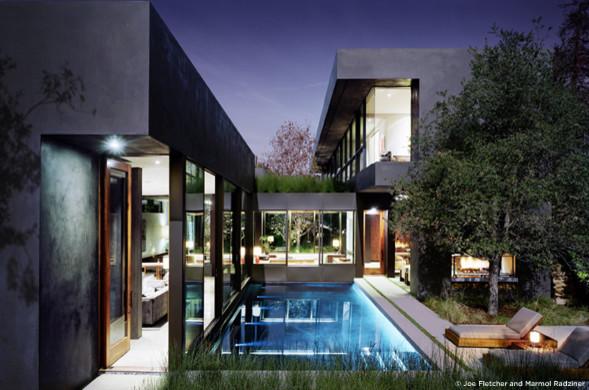 Vienna Way Residence modern-exterior