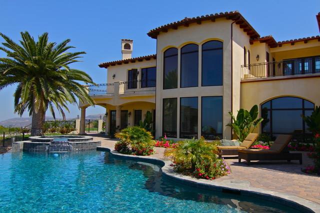 Villa Ambiente mediterranean-exterior
