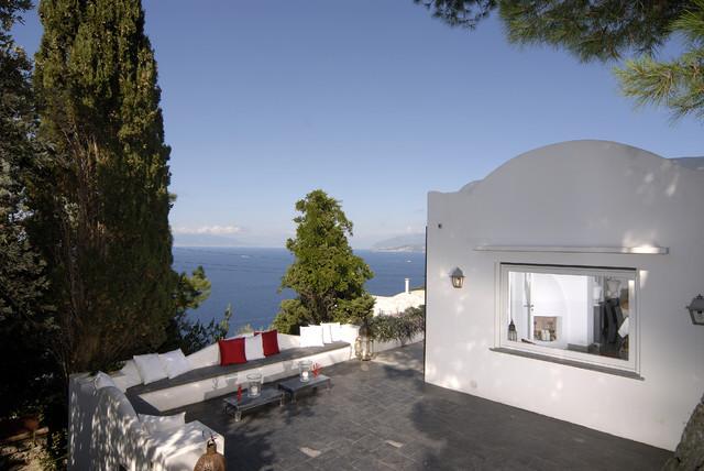 Villa Anacapri, Ancapri - Italy mediterranean-exterior