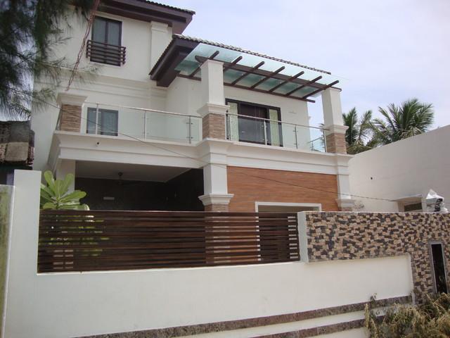 Villa at oomerabad contemporary exterior chennai for Entice architecture interior designs