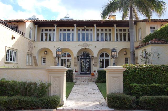 Villa Crono mediterranean-exterior