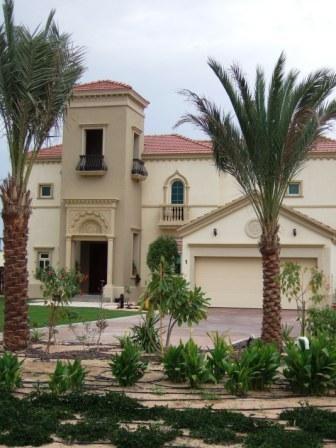 Villa Exterior mediterranean-exterior