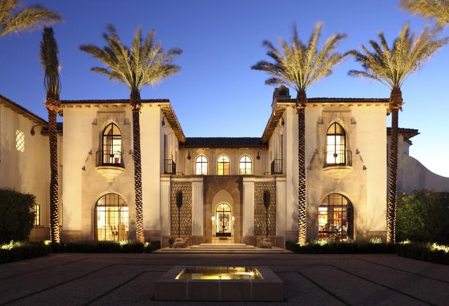 Villa granada for Mediterranean villa design