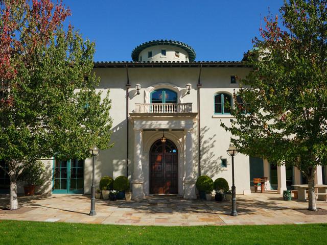 Villa Sorriso mediterranean-exterior