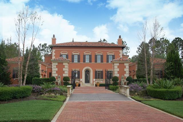Villa Verona mediterranean-exterior