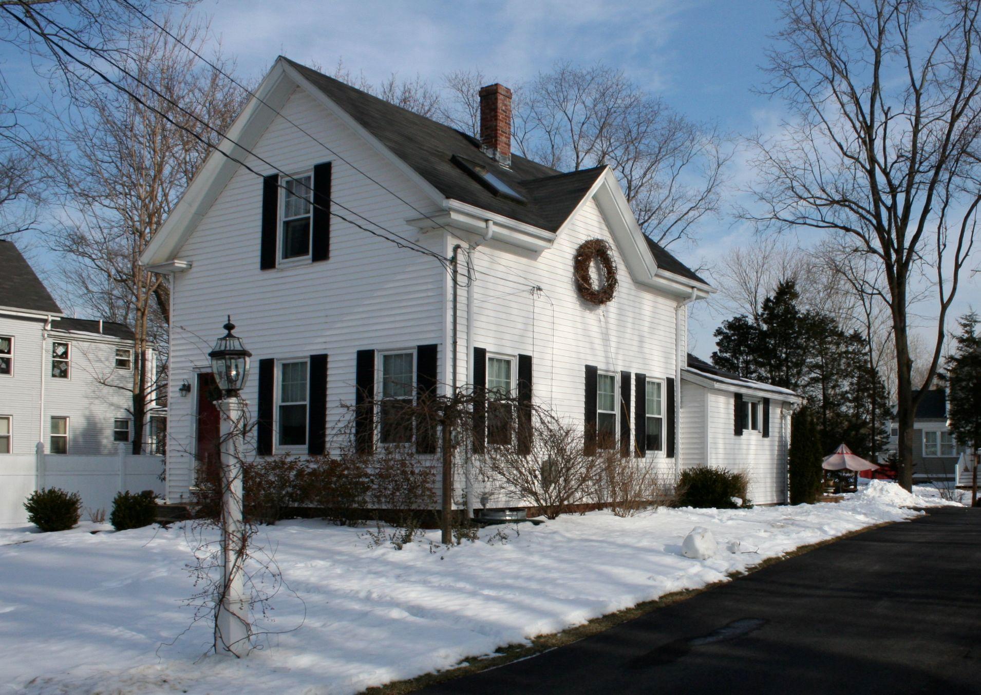 Village Colonial Addition/Renovation