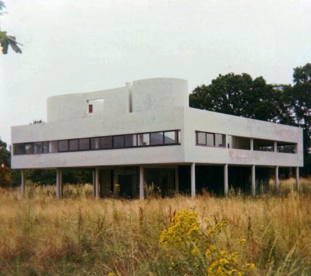 Modern Exterior Ville Savoye