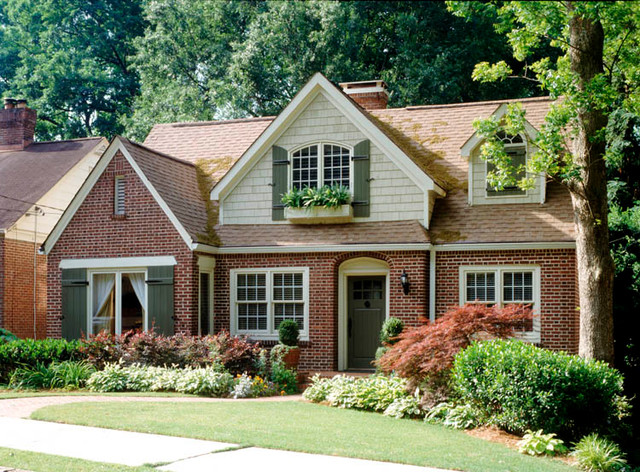 Virginia Highlands Cottage traditional-exterior