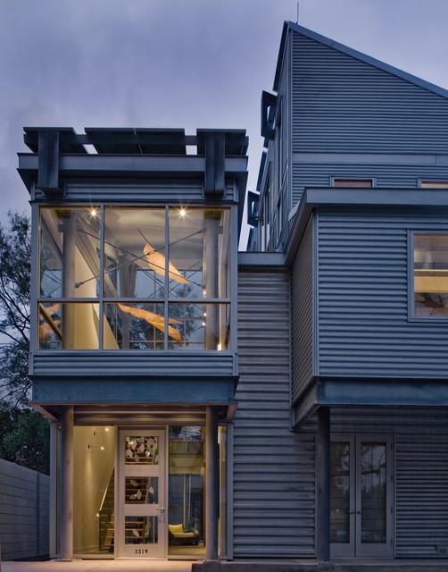 Virginia Point contemporary-exterior