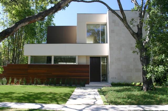 Virginia Street House modern-exterior
