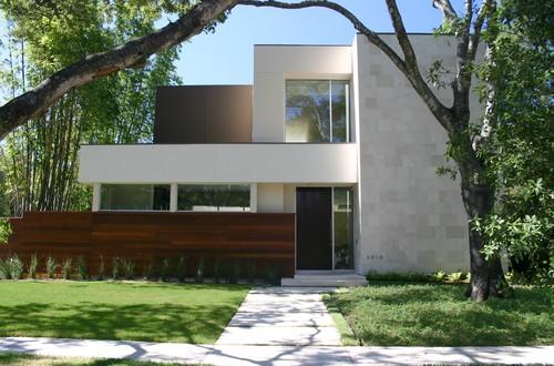 Virginia Street House modern exterior