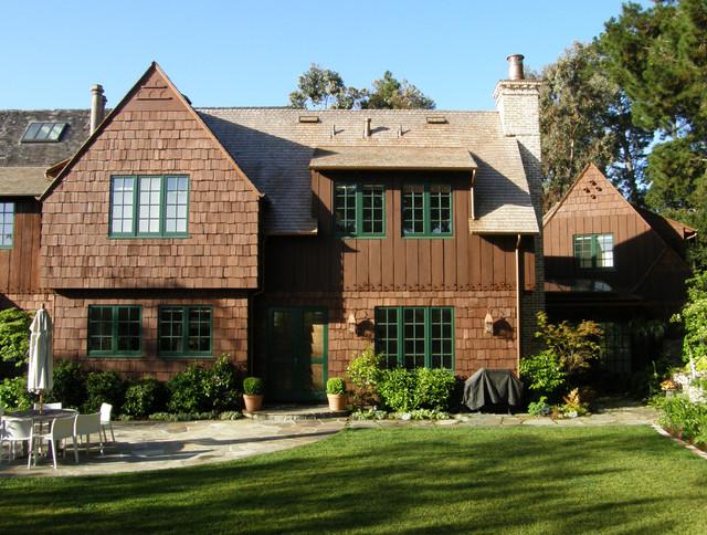 Vista Road House craftsman-exterior