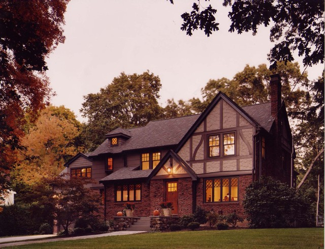 Waban House traditional-exterior