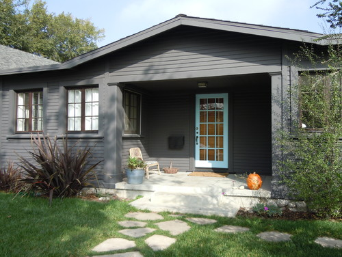 modern exterior Color of the Month: Decorating with Light Blue
