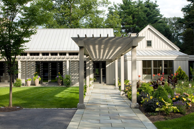 Walker Meadow Transitional Exterior Boston By
