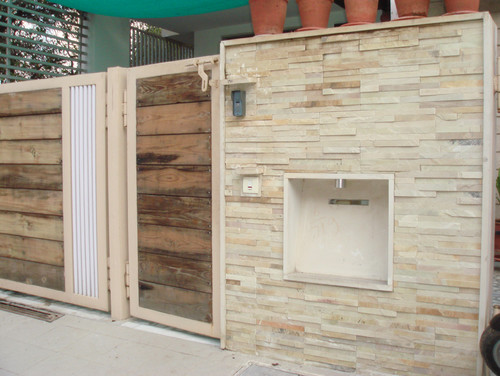 Compound Wall Designs