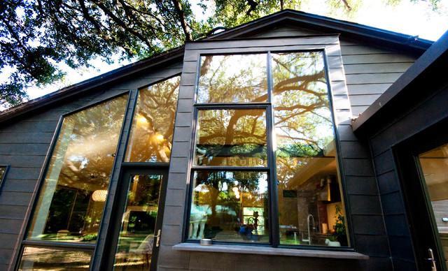Walnut Hill Residence - Exteriors industrial-exterior