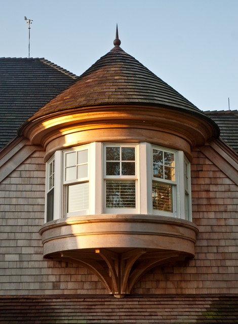 Watch Hill Oceanfront Residence Traditional Exterior