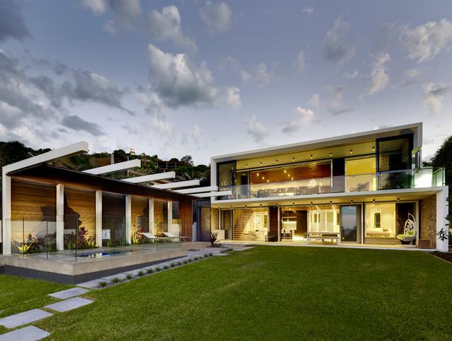Wategos Project contemporary-exterior