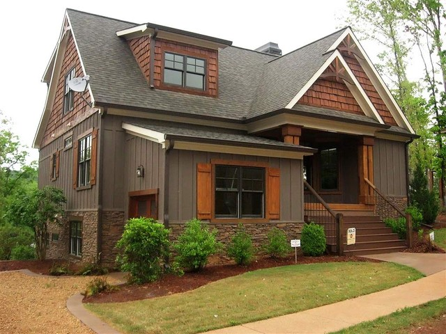 Watersound cottage houseplan traditional exterior by max fulbright designs Exterior home color design ideas