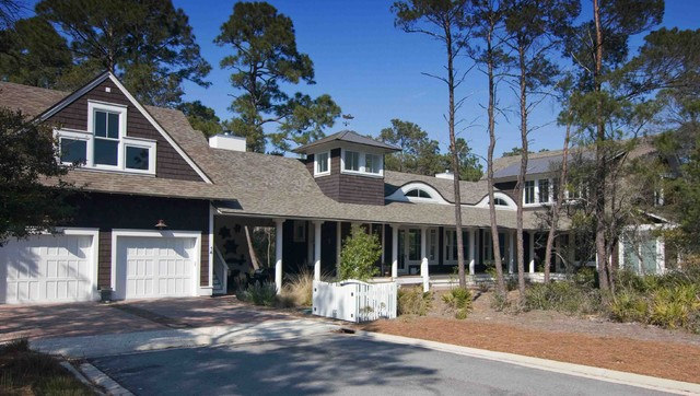 Watersound West Beach, Seagrove Florida eclectic exterior