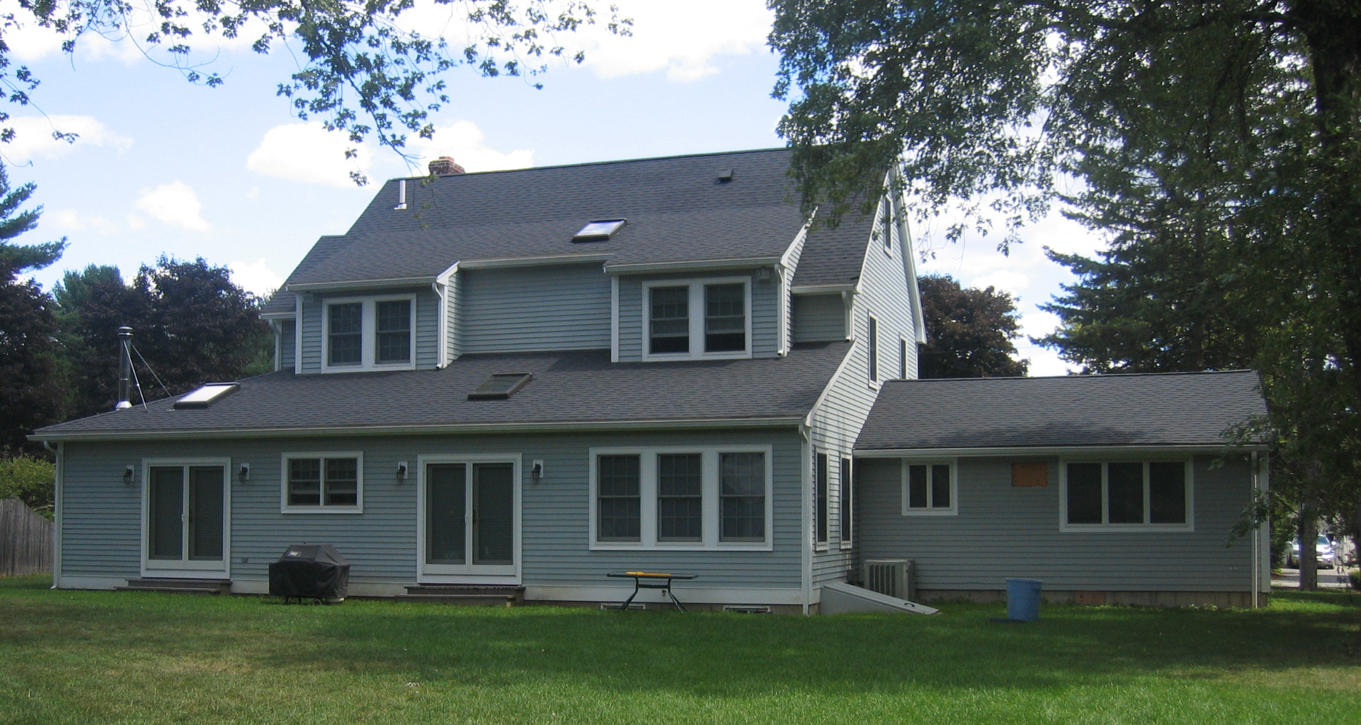 Wayland Colonial Home