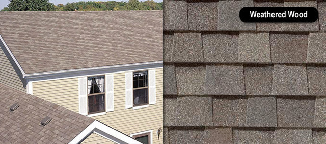 Weathered Wood Shingles Traditional Exterior Tampa